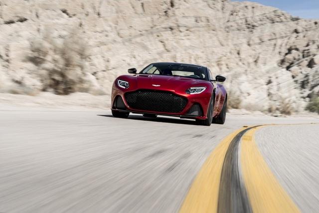 """DBS Superleggera - Sự """"trở lại"""" của Aston Martin - 5"""