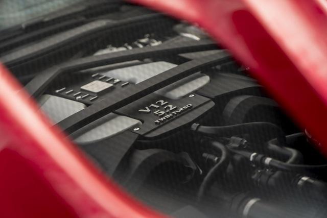 """DBS Superleggera - Sự """"trở lại"""" của Aston Martin - 2"""
