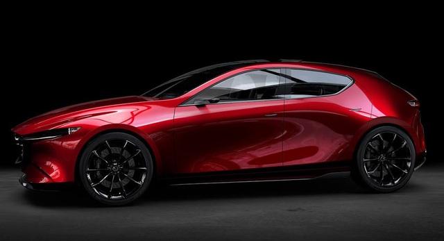 Mazda phá bỏ truyền thống trong thiết kế - 2
