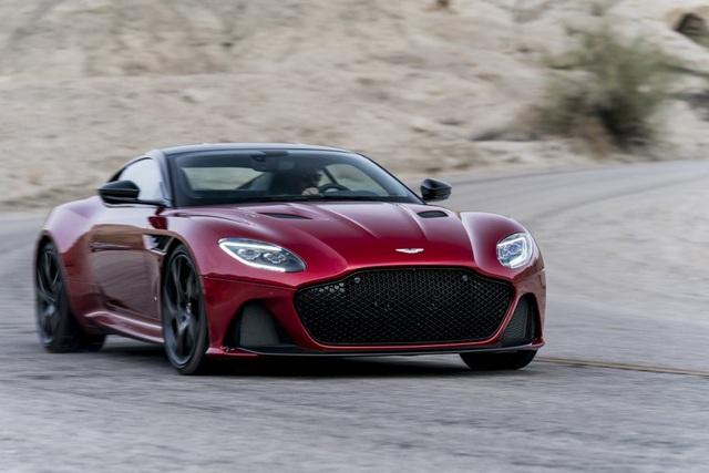 """DBS Superleggera - Sự """"trở lại"""" của Aston Martin - 1"""