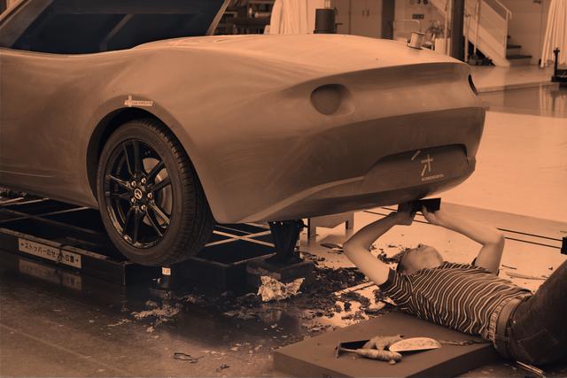 Mazda phá bỏ truyền thống trong thiết kế - 1