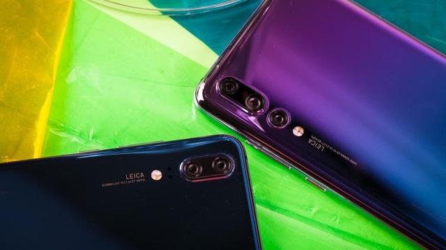 Điện thoại Android ngày càng có thiết kế đẹp và phần cứng mạnh mẽ.