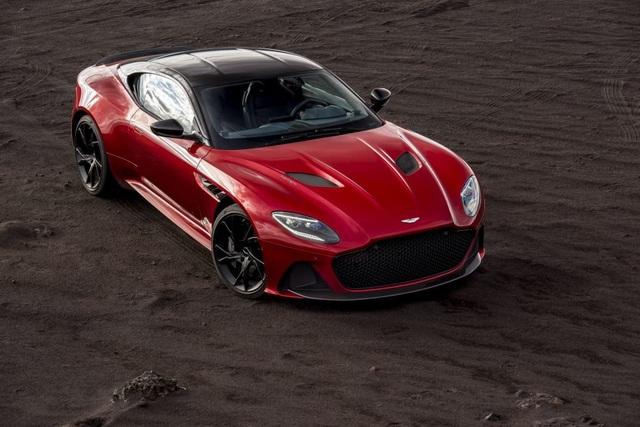 """DBS Superleggera - Sự """"trở lại"""" của Aston Martin - 4"""