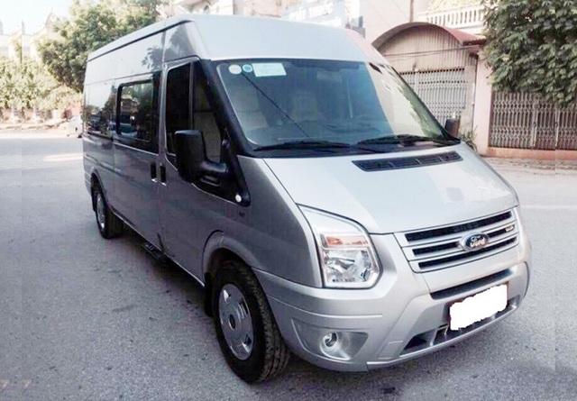 Ford Việt Nam triệu hồi 549 chiếc Transit vì lỗi kết cấu giảm xóc - 1