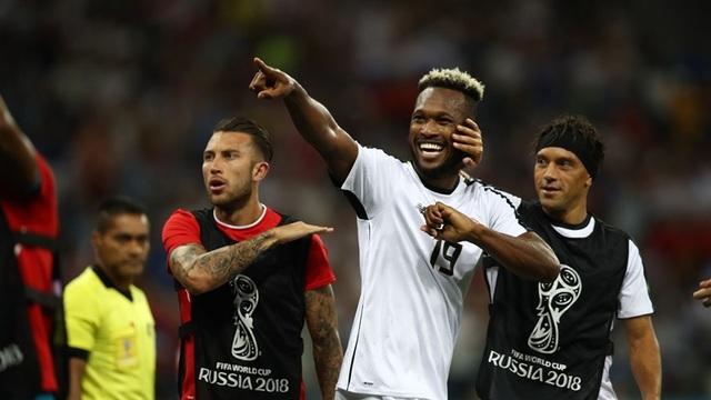 Thụy Sỹ 2-2 Costa Rica: Trận hòa kịch tính - 6
