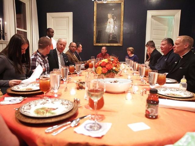 Gia đình cựu Phó Tổng thống John Biden cho rằng mỗi người tiền nhiệm đã điều chỉnh lại ngôi nhà khiến cho tư dinh này trở thành một công trình tiện nghi cho những người kế nhiệm. (Ảnh: Getty)