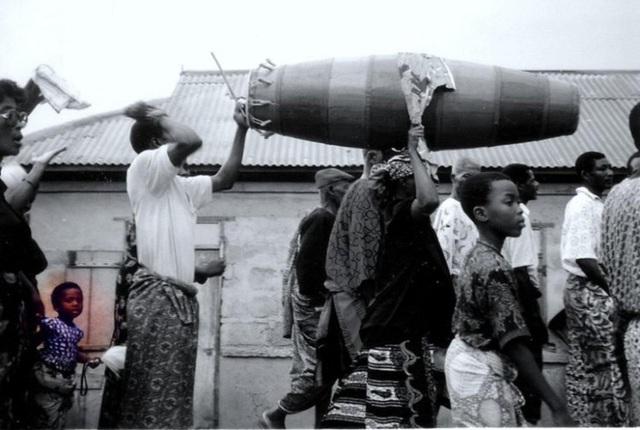 Hầu hết những người qua đời ở Ghana đều phải trải qua thời gian đông lạnh từ 3 đến 6 tháng
