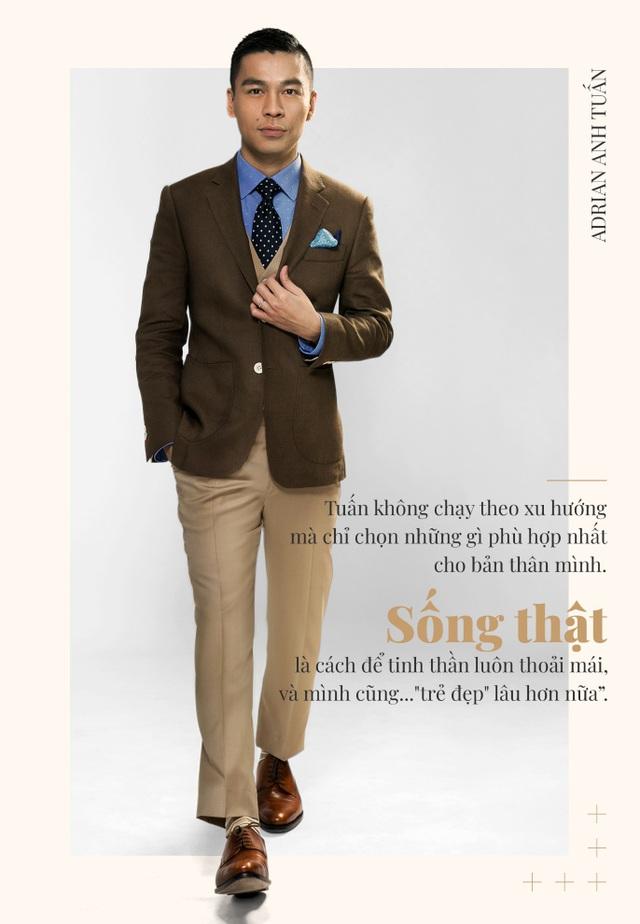 Adrian Anh Tuấn: Tôi khẳng định mình bằng bespoke suit - 2