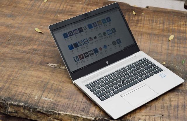 HP Elitebook 800 series G5 mang đến độ hoàn thiện về cấu hình với bộ xử lý Intel® Core™ thế hệ thứ 8 đi kèm một thiết kế tinh tế, sang trọng hơn