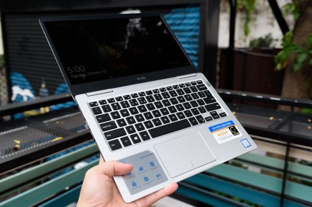 Tỉ mỉ trong thiết kế, đề cao tính di động cùng sự xuất hiện của chip Intel Coffee Lake mới nhất