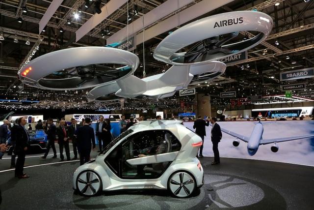 Audi được cấp phép thử nghiệm xe bay - 2