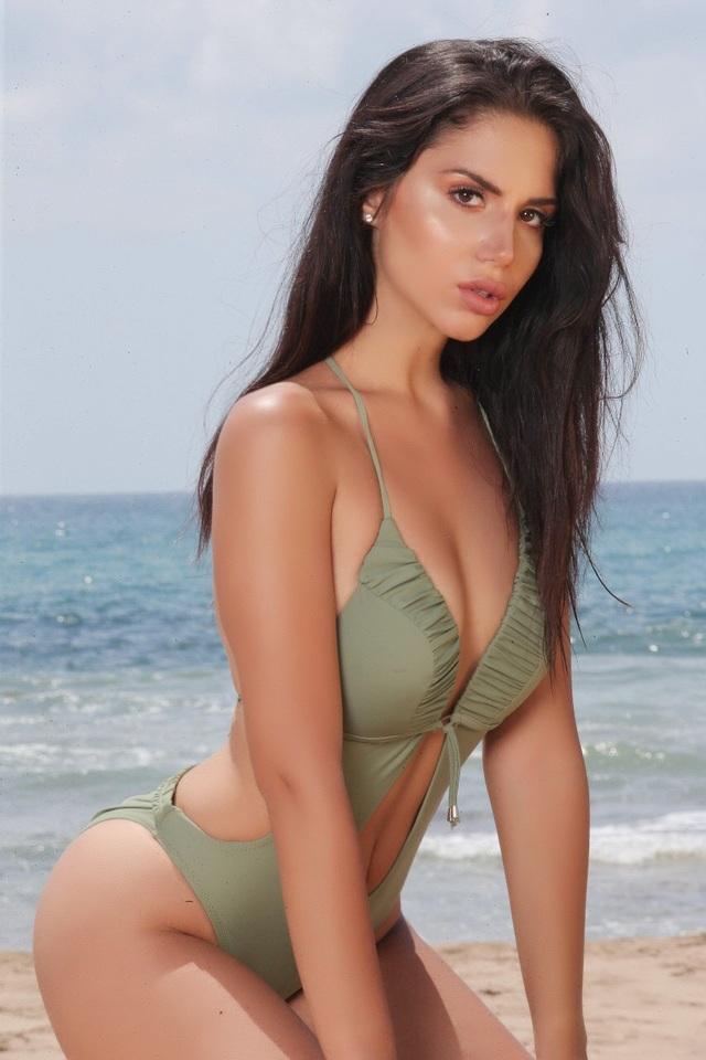 Các thí sinh khắp châu Á và thế giới đã bước vào phần thi đầu tiên trong khuôn khổ cuộc thi Miss Asia World 2018 - Bikini Photoshoot.
