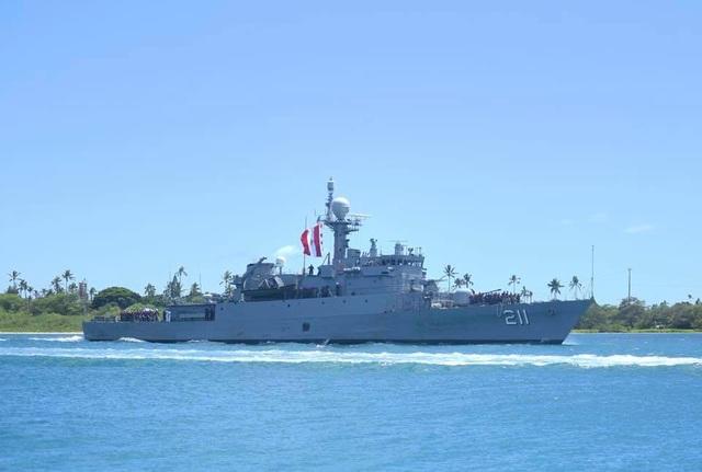 Tàu BAP Ferré (PM-211) của Peru