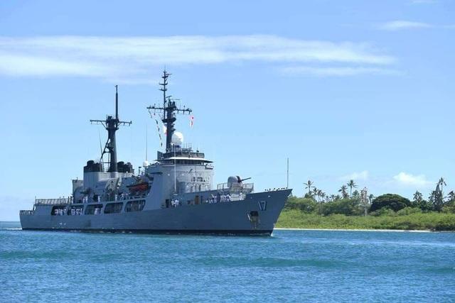 Tàu BRP Andrés Bonifacio (FF-17) của Philippines