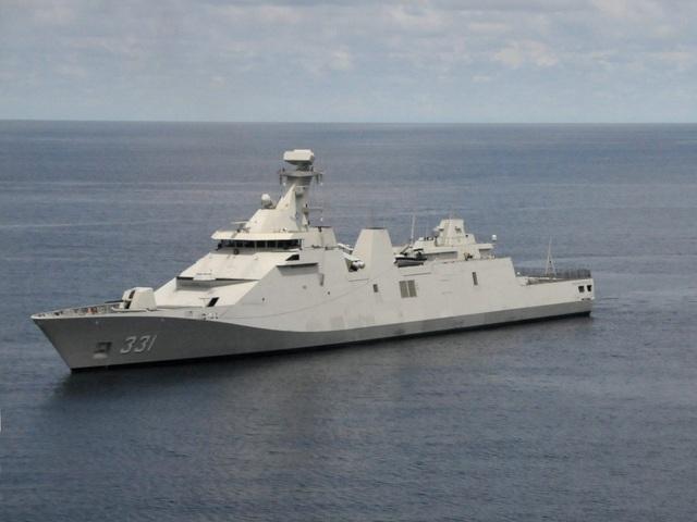 Tàu KRI Martadinata (331) của Indonesia