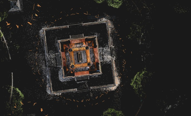 Di tích Huế được dựng lên trong không gian 3D.