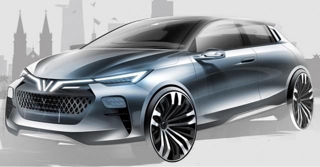 Mẫu xe nhỏ được người tiêu dùng lựa chọn nhiều nhất theo thiết kế của VinFast sẽ được GM sản xuất?