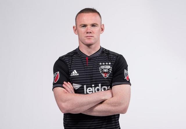 Rooney chính thức gia nhập D.C United
