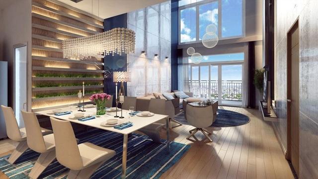 Giá căn hộ ở VN tương đối hấp dẫn