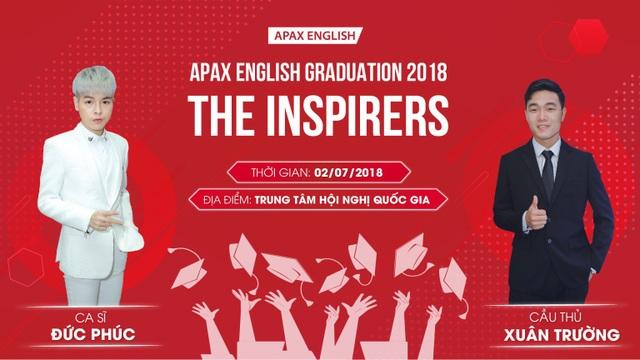 Sự kiện Lễ Tốt nghiệp 2018 của họa sinh Apax English.