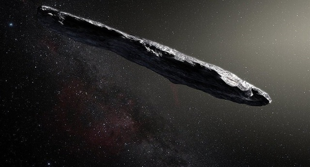 Vật thể liên sao giống điếu thuốc 'Oumuamua được xem là sao chổi - 1