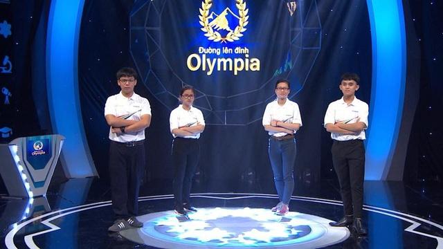 Nữ sinh chuyên Ams bứt phá vượt trội ở cuộc thi tuần Olympia - 2