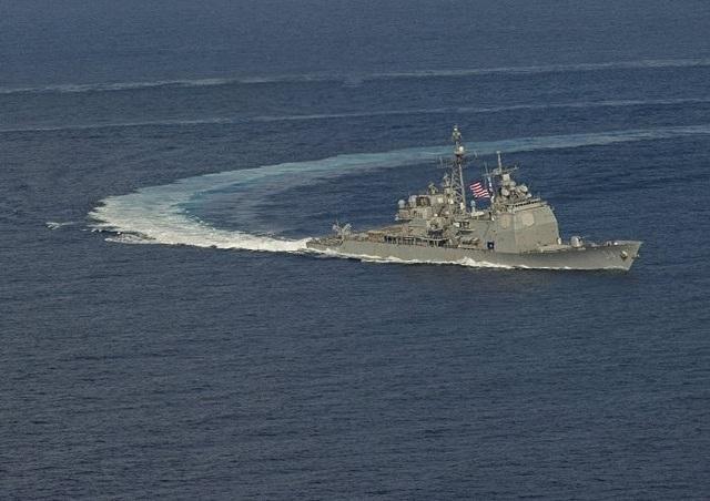 Mỹ sẽ tăng cường tuần tra Biển Đông để thách thức Trung Quốc - 1