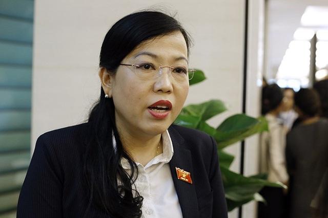 Trưởng ban Dân nguyện Nguyễn Thanh Hải (ảnh: Như Phúc)