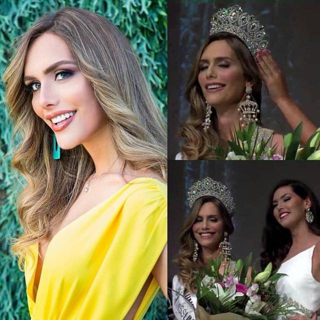 Angela Ponce sẽ đại diện cho Tây Ban Nha tham dự cuộc thi Hoa hậu Hoàn vũ 2018.
