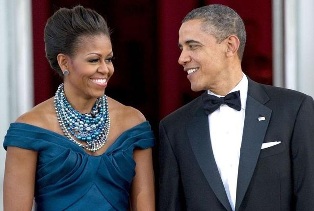 Cựu Tổng thống Obama và phu nhân Michelle (Ảnh: Getty)