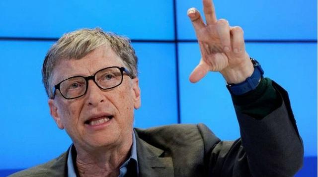 Bill Gates, người sáng lập Microsoft