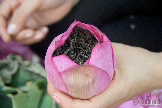 """""""Thiên hạ đệ nhất trà"""" 10 triệu đồng/kg, uống ngụm nào chất ngụm đấy - 12"""