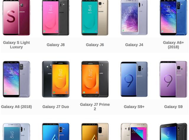 ... đi ngược lại kiểu thiết kế truyền thống của tất cả các dòng Samsung Galaxy.
