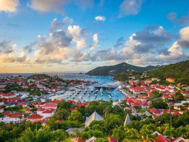 Đảo St Kitts and Nevis (Ảnh: Telegraph)