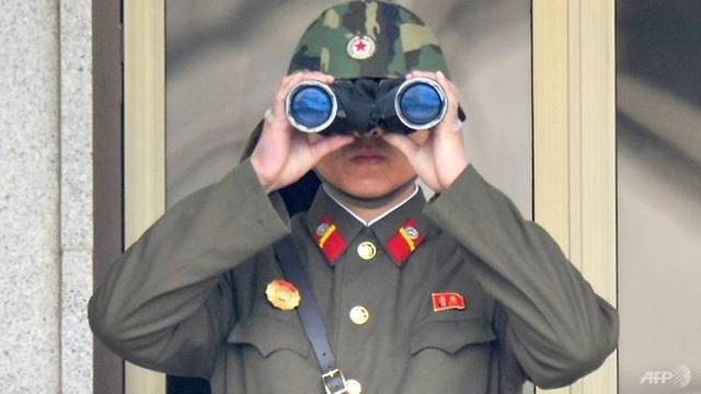 Một binh sĩ Triều Tiên (Ảnh minh họa: AFP)