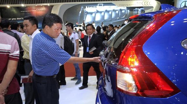 """Xe Thái """"đạo diễn"""" chợ xe nhập Việt, cuộc đua giảm giá xe hơi bắt đầu - 4"""