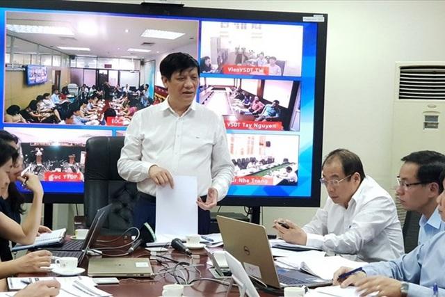 Bộ Y tế yêu cầu áp dụng giám sát thân nhiệt ở sân bay, phòng tránh Ebola xâm nhập Việt Nam - 1