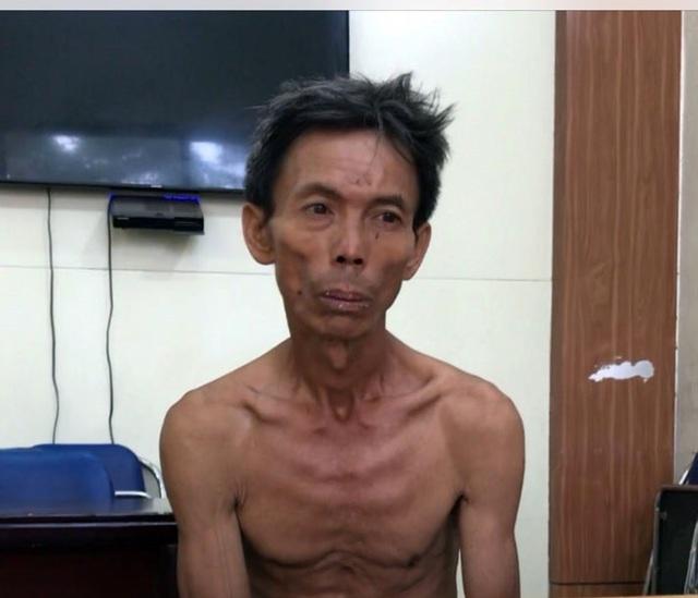 Sau 4 giờ kể từ khi ra tay đoạt mạng vợ, nghi phạm đã bị bắt giữ