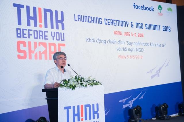 Ông Nguyễn Thanh Hải, Cục trưởng Cục An toàn thông tin, Bộ Thông tin và Truyền thông.