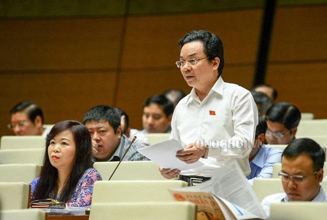 Đại biểu Hoàng Văn Cường (Hà Nội) đề nghị không thực hiện giao đất giá rẻ, miễn tiền sử dụng đất với các nhà đầu tư