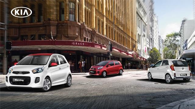 Vì sao Kia Morning là lựa chọn của đa số khách hàng mua xe lần đầu? - 1