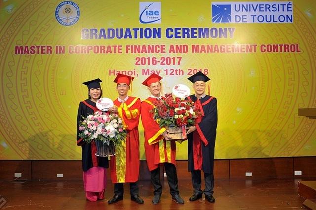 Học viện Tài chính tuyển sinh Thạc sỹ Tài chính, học 12 tháng tại Việt Nam nhận bằng Pháp - 1
