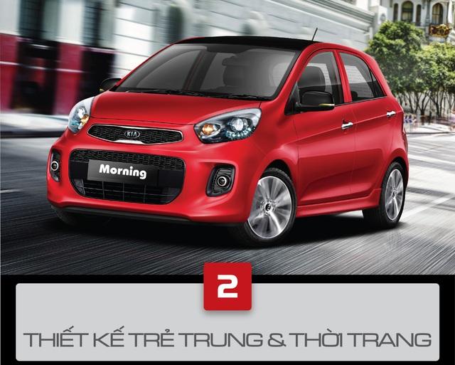 Vì sao Kia Morning là lựa chọn của đa số khách hàng mua xe lần đầu? - 3