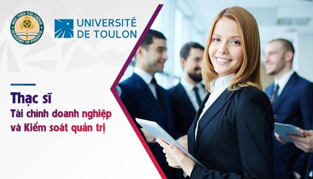 Học viện Tài chính tuyển sinh Thạc sỹ Tài chính, học 12 tháng tại Việt Nam nhận bằng Pháp - 3