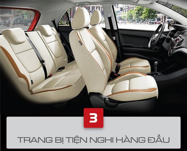 Vì sao Kia Morning là lựa chọn của đa số khách hàng mua xe lần đầu? - 4