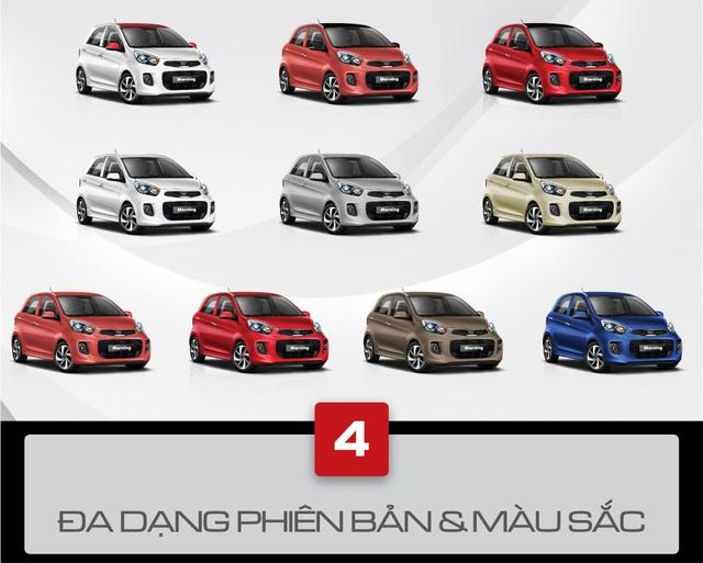 Vì sao Kia Morning là lựa chọn của đa số khách hàng mua xe lần đầu? - 5