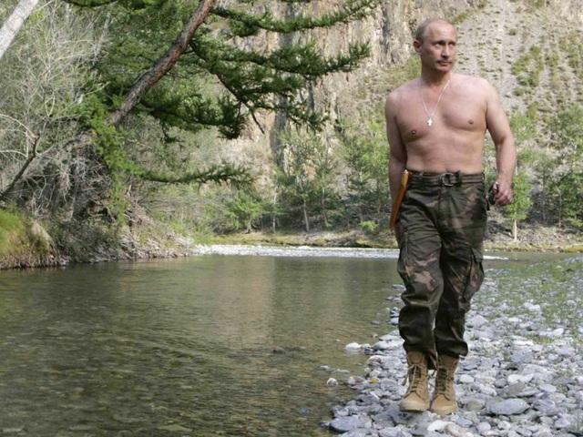 Tổng thống Nga Putin là người yêu thích các hoạt động ngoài trời (Ảnh: TASS)