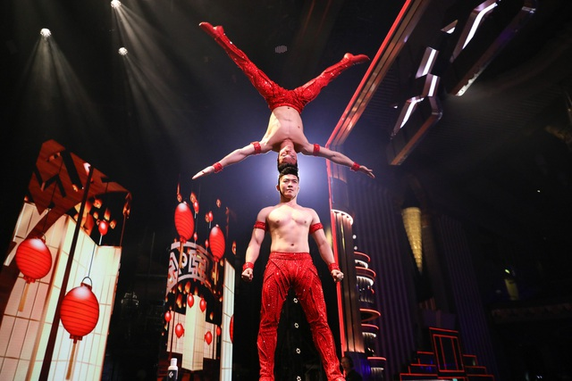 Những tiết mục của anh em họ Giang tại Britains Got Talent 2018 thực sự gây ấn tượng mạnh mẽ đối với giám khảo lẫn khán giả.