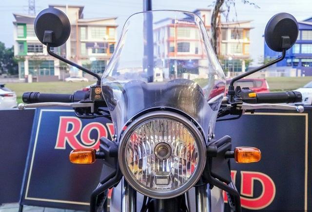 Royal Enfield tham gia phân khúc adventure cỡ nhỏ, giá bán từ 9.000 USD - 3