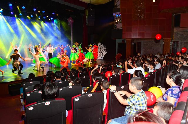 """""""Bay lên những ước mơ"""" - show diễn ấn tượng mùa hè dành cho trẻ em - 2"""